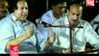Ek ghar Rab da te doja Ghar Yaar Da by Ustad Nusrat Fath Ali (Kamran Malik Talokar).