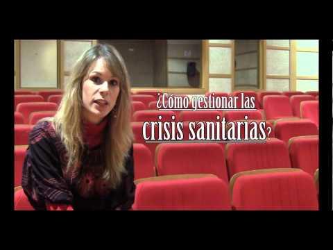 Presentación del Máster de Comunicación y Salud por Tania Menéndez Hevia