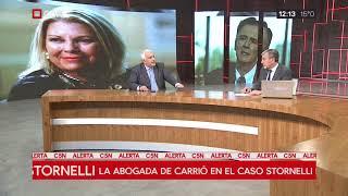Stornelli: nuevo ataque de Carrió contra Ramos Padilla
