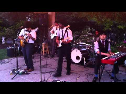 Zack Attack - Easy Lover (Phil Collins) - Fazzi Wedding