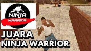 GTA Indonesia Juara Ninja Warrior!