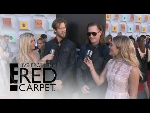 Florida Georgia Line Teases New Music and Tour   Live from the Red Carpet   E! News