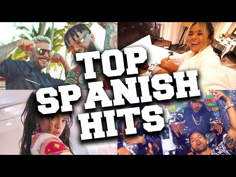 Top 100 Spanish Songs of April 2019 - YouTube