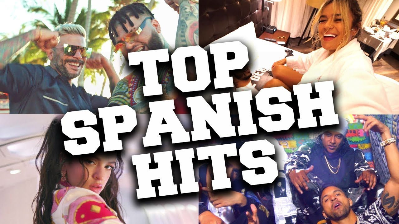 Top 100 Spanish Songs of April 2019