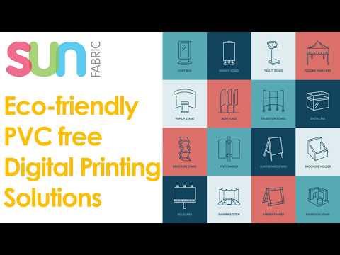 Eco-friendly PVC free