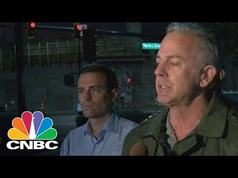 Clark County Sheriff Joseph Lombardo: Suspect Killed Himself Prior To Our Entry | CNBC