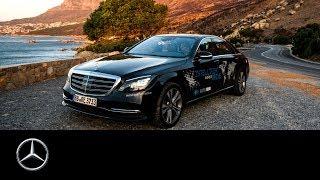 Autonomous Driving in South Africa: Mercedes-Benz Intelligent World Drive (Part 4)