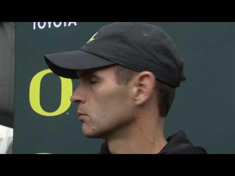 Oregon OC Matt Lubick gives a scouting report on Arizona State