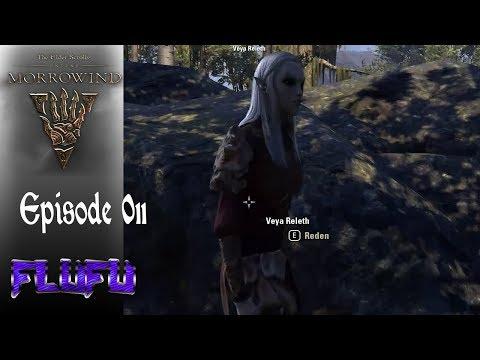 The Elder Scrolls Online Morrowind 012  Von Treue und Familie Teil 1  German Gameplay