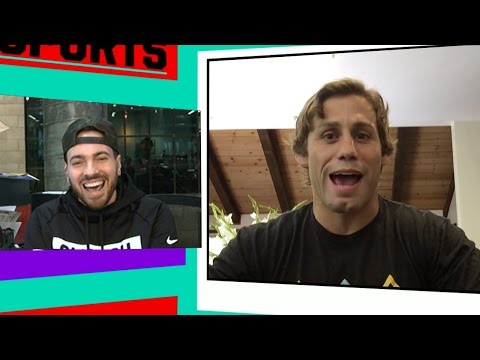 UFC Star Urijah Faber- I Witnessed Kevin Johnson Kick Ass...Here's What Happened | TMZ Sports
