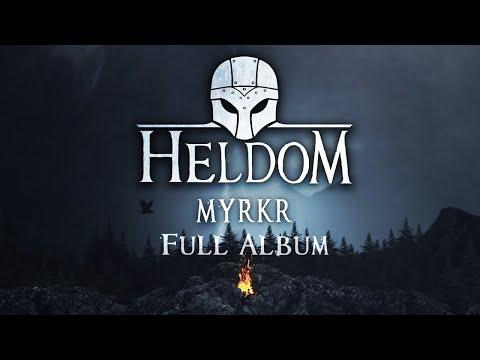 Heldom |  Myrkr (Full Album 2020) - Dark shamanic Viking music