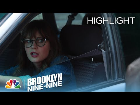 Brooklyn Nine-Nine - Jake Tries to Commandeer Jess' Car (Episode Highlight)