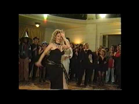 Sabah of Athens (Radio station party)
