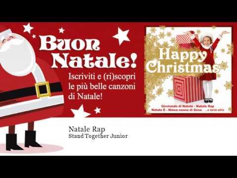 Stand Together Junior - Natale Rap