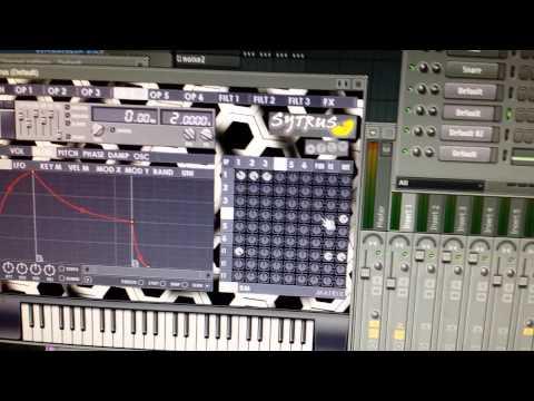 The frim hi bass noise tutorial