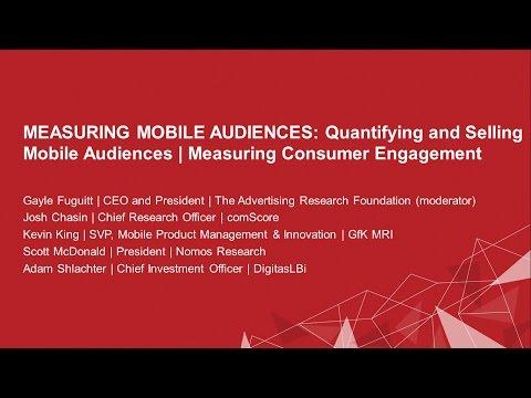 Measuring Mobile Audiences