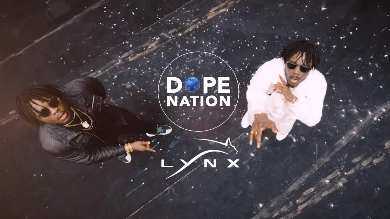 DopeNation - Zanku (Official Video)