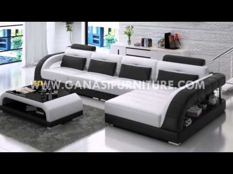 Christmas Sales - Modern Home Furniture, European Sofa from GANASI