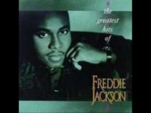 """""""All I'll Ever Ask"""" --- Freddie Jackson Featuring Najee"""
