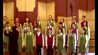 «Big Children's Choir». 24.06.2006.