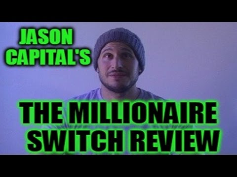 The Millionaire Switch Review - Jason Capital Video & PDF Book Program Real & Honest System