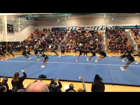 Deer Valley High School Varsity Cheer Team