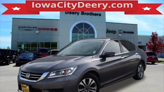 Used Honda Accord For Sale In Iowa