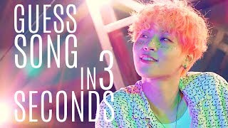 A Game of K-Pop: Guess song in 3 seconds