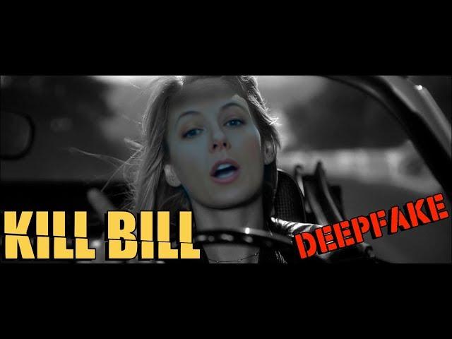 Deepfake - Kill Bill w/ Iliza, Bobby Lee, Theo Von, Nikki Glaser, Chris D'Elia, Haddish, Rogan