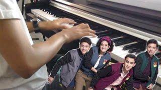 HiVi! - Orang Ketiga Piano Cover