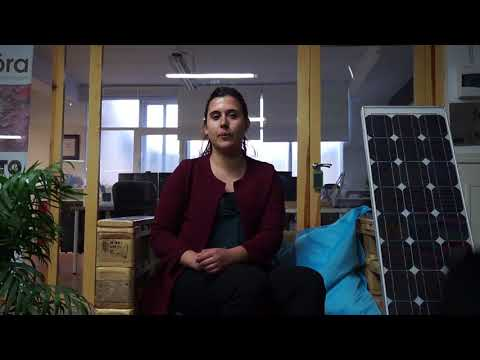 #MyCoopStory 2018 - Gender Equality | Women with Energy Coop - TANIA CASTRO | Cooperatives Europe