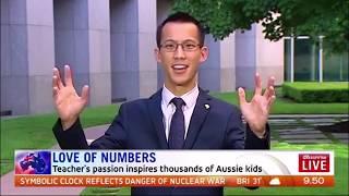 Eddie Woo on Australia Day (Channel 7 Sunrise)