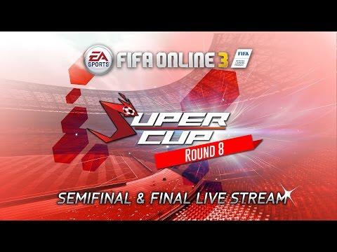 Super Cup Round 8