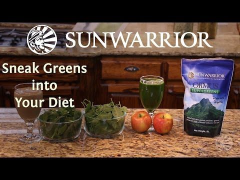 How to Sneak Greens into Your Diet | Marzia Prince
