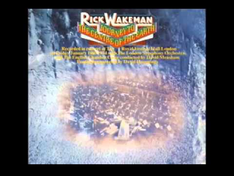 Rick Wakeman Journey to the Centre of the Earth Full Album 1974   YouTube YJ9W2pZwvlY WMV V9