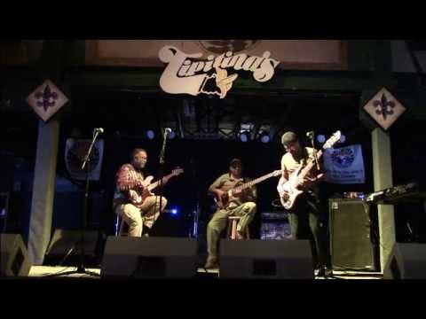 Oteil Burbridge, George Porter Jr. and Chris Severin Sr. - Jam at Tipitina's