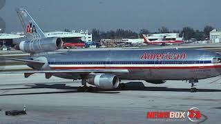 «Однажды в Истории» 25 мая 1979 крушение самолёта в аэропорту Чикаго - экономия  ценой в 273 жизни