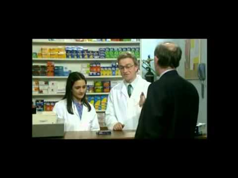 Harry Enfield Embarrasing Chemist clips compilation.