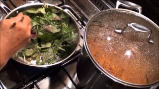 Amaranth Stir Fry
