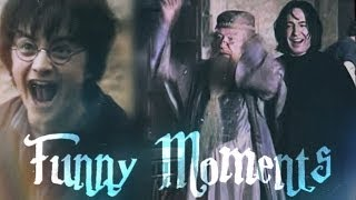 Harry Potter |  Funny Moments