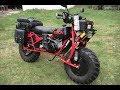 2x2  motorcycle - ROKON Trail Breaker