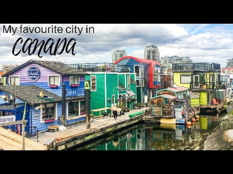 5 Things To Do In Victoria, BC || Travel Guide