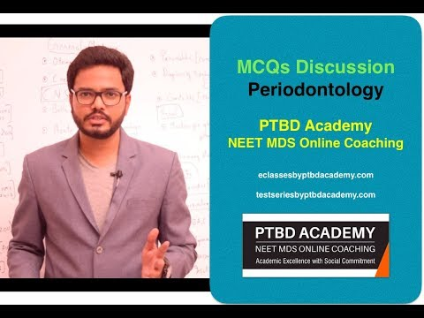 MCQs Discussion Periodontics