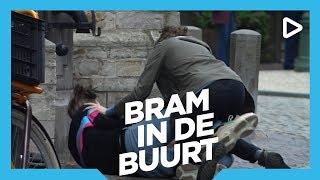 Ruzie in Leiden - Bram In De Buurt | SLAM!
