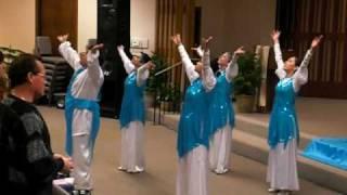 Ministerio de Danza Betel ( LLUEVE/Let it Rain)