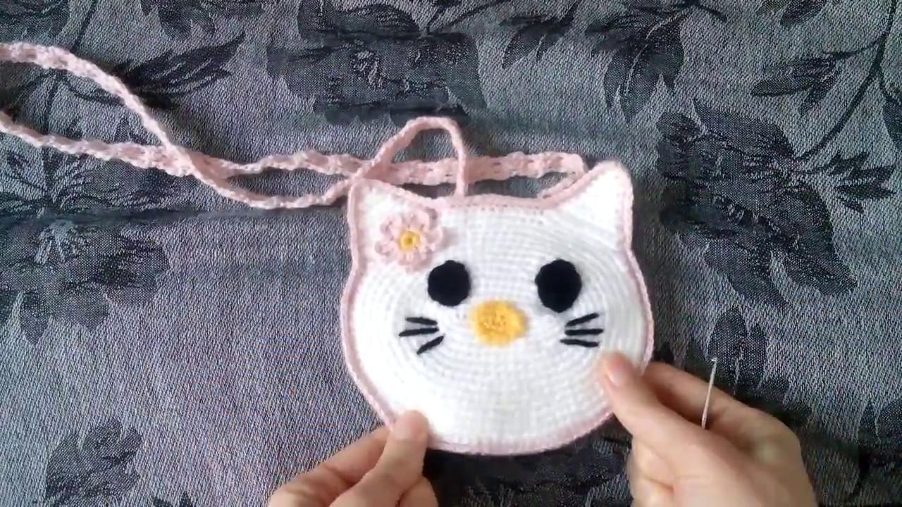 Hello Kitty Çanta yapılışı 1. BÖLÜM