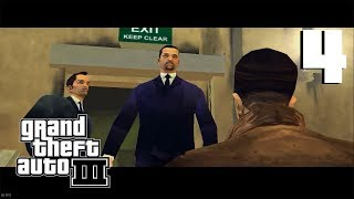Grand Theft Auto 3 Walktrough #4  -  Drive Misty For Me