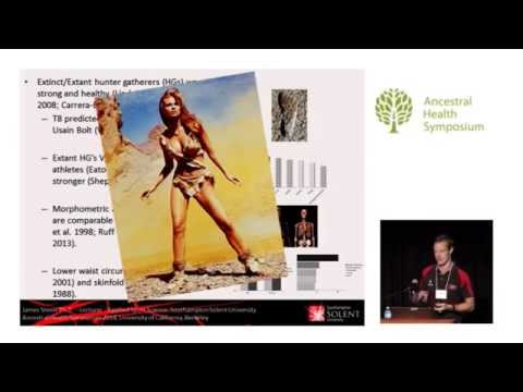 Synthesis of Modern Exercise Physiology & Evolutionary Theory   James Steele Ph.D.