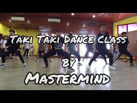 Taki Taki Dance Class | Mastermind