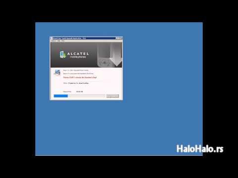 Kako uraditi update softvera na Alcatel OT 880